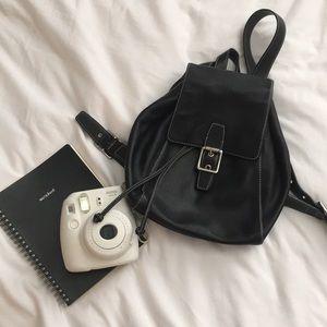 Vintage Coach Mini Backpack